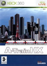jaquette Xbox 360 A Train HX