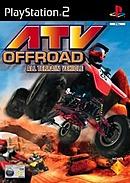 jaquette PlayStation 2 ATV Off Road