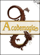 Academagia : The Making of Mages