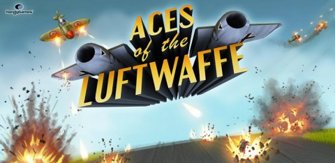 jaquette iOS Aces Of The Luftwaffe