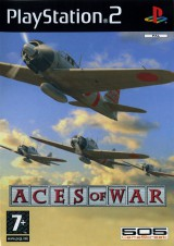 jaquette PlayStation 2 Aces Of War