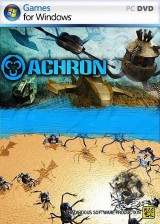 jaquette PC Achron