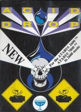 jaquette Atari 2600 VCS Acid Drop
