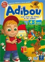 Adibou : Je Joue avec les Lettres et les Chiffres : 4-5 ans