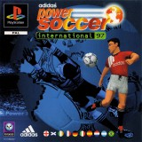 jaquette PlayStation 1 Adidas Power Soccer