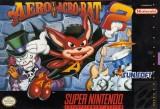 jaquette Super Nintendo Aero The Acro Bat 2