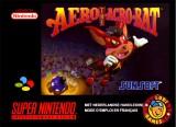 jaquette Super Nintendo Aero The Acro Bat