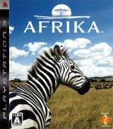 jaquette PlayStation 3 Afrika