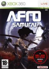 jaquette Xbox 360 Afro Samurai
