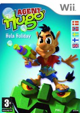 jaquette Wii Agent Hugo Hula Holiday