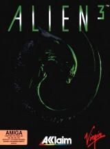 jaquette Amiga Alien 3