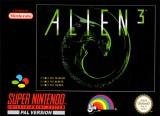 jaquette Super Nintendo Alien 3