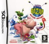 jaquette Nintendo DS Alien Bazar Mission Cretinus