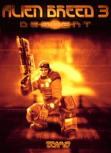 jaquette PlayStation 3 Alien Breed 3 Descent