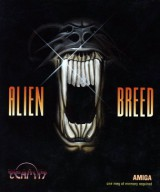 jaquette Amiga Alien Breed Evolution