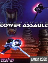 jaquette Amiga Alien Breed Tower Assault