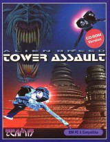 jaquette PC Alien Breed Tower Assault