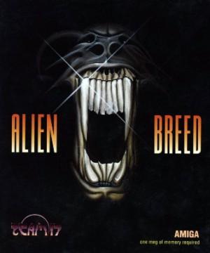 jaquette PC Alien Breed