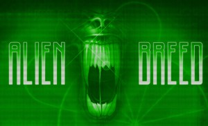 jaquette PS Vita Alien Breed