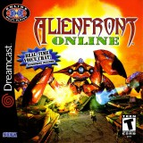 jaquette Dreamcast Alien Front Online
