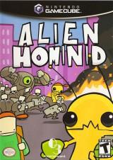 jaquette Gamecube Alien Hominid