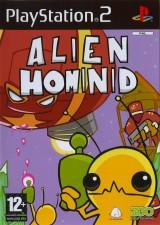 jaquette PlayStation 2 Alien Hominid