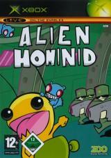 jaquette Xbox Alien Hominid