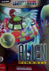 jaquette PC Alien Pinball
