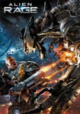 jaquette PlayStation 3 Alien Rage