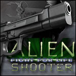 jaquette PC Alien Shooter Fight For Life