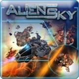 jaquette PC Alien Sky