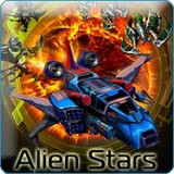jaquette PC Alien Stars