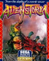 jaquette Amiga Alien Storm