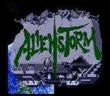 jaquette Amstrad CPC Alien Storm