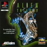 jaquette PlayStation 1 Alien Trilogy