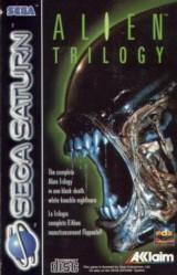 jaquette Saturn Alien Trilogy