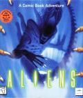 jaquette PC Aliens A Comic Book Adventure