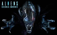 aliens colonial marines hd wallpaper