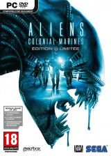 jaquette PC Aliens Colonial Marines