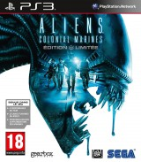 jaquette PlayStation 3 Aliens Colonial Marines