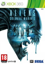 jaquette Xbox 360 Aliens Colonial Marines