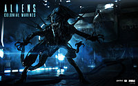 aliens colonial marines 2013 game wide