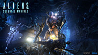 aliens colonial marines wallpaper title HD
