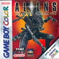 jaquette Gameboy Color Aliens Thanatos Encounter