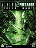 jaquette PC Aliens Versus Predator 2 Primal Hunt