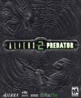 jaquette Mac Aliens Versus Predator 2