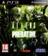 jaquette PlayStation 3 Aliens Vs Predator