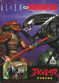 jaquette Super Nintendo Aliens Vs Predator