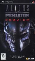 jaquette PSP Aliens Vs. Predator Requiem