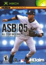 jaquette Xbox All Star Baseball 2005